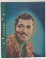 F5-3 Dixie Cup, Premium, 1937, Movie Stars, Clark Gable