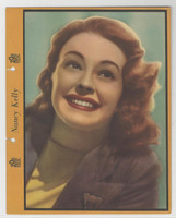 F5-5 Dixie Cup, Premium, 1939, Movie Stars, Nancy Kelly