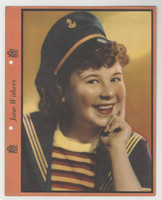 F5-5 Dixie Cup, Premium, 1939, Movie Stars, Jane Withers