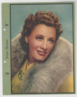 F5-6 Dixie Cup, Premium, 1940, Movie Stars, Irene Dunne
