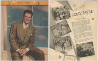 F5-15 Dixie Cup, Premium, 1949, Movie Stars, Larry Parks