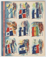 F6-4 Dixie Cup, Premium, 1944, United Nations At War, Latin America