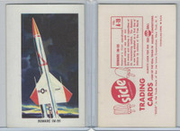 F223-1 Joe Lowe Corp, Sicle Airplanes, 1959, #19 Bomarc IM-99