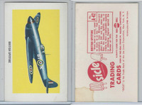 F223-1 Joe Lowe Corp, Sicle Airplanes, 1959, #42 British Spitfire