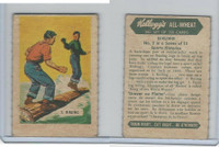 FC9-3 Kellogg's, General Interest - Sports History, 1945, #2 Birling