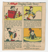 F273-37a Kellogg, Mother Goose Stories, 1933, Doctor Foster