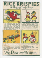 F273-37a Kellogg, Mother Goose Stories, 1933, Cock Robin