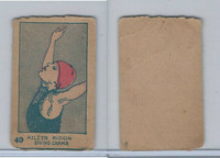 W512 Strip card, Famous People, 1926, #40 Aileen Riogin, Diving