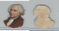 Y95 Die Cuts, Presidents, 1890's, John Adams