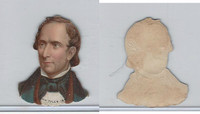 Y95 Die Cuts, Presidents, 1890's, John Tyler