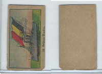 W Card, Naval Strip Card, 1920's, #12 Belgium Warship