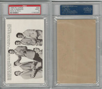 W420 Nu-Cards, Rock & Roll, 1959, #23 The Flamingos, PSA 9 Mint