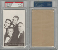 W420 Nu-Cards, Rock & Roll, 1959, #48 The Tempos, PSA 8.5 NMMT+