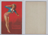 W424-2b Mutoscope, Artist Pin-Up Girls, 1945, Don't Try Any Pincer