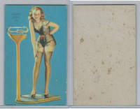 W424-2d Mutoscope, Glorified Glamour Girls, 1940, Figures Don't Lie