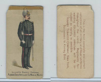 N224 Kinney 1887, Military, Alabama,#73 Alabama State Artillery Co. Mobile