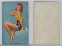 W424-2e Mutoscope, Hot-Cha Girls, 1943, Easy On The Eyes