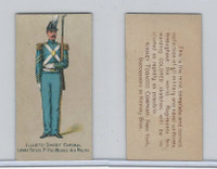 N224 Kinney 1887, Military, Alabama,#74 Lomax Rifles 1st Reg. Mobile Ala.