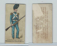 N224 Kinney 1887, Military, Alabama,#76 Montgomery True Blues Ala. Militia