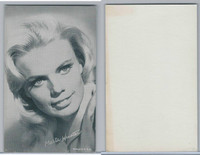 W Card, Exhibit, Female TV Actresses, 1970's, Marta Kristen