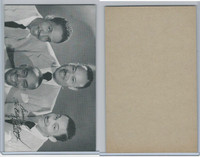 W Card, Exhibit, Salutations Male Singers, 1960's, The Billy Williams Quartet