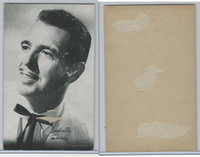 W Card, Exhibit, Salutations Male Singers, 1960's, Tennessee Ernie Ford