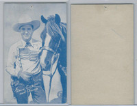 W Card, Cowboys Stars, Blue Tint, 1950's, Gene Autry (15)