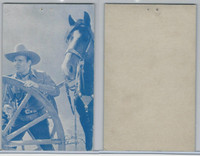 W Card, Cowboys Stars, Blue Tint, 1950's, Gene Autry (19)