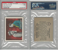 W536-2 Ed-U-Cards, Lone Ranger, 1950's, #100 The Imitator, PSA 7 NM