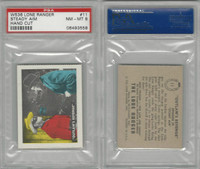 W536-2 Ed-U-Cards, Lone Ranger, 1950's, #11 Steady Aim, PSA 8 NMMT
