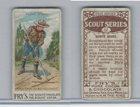 V39  J.S. Fry, Scout Series, 1912, #12 Scout Signs