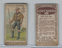 V39  J.S. Fry, Scout Series, 1912, #26 First Class Scout