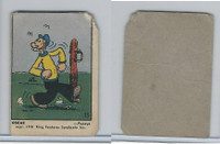 V339-3 Parkhurst, Color Comic, Blank Back Type, 1951, #13 Oscar
