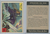 V339-9 Parkhurst, Operation Sea Dog, 1955, #20 Fight To The Finish, Canadian