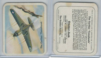 V407-1 Lowney, United Nations Battle Planes, 1940's, #9 Curtiss Tomahawk