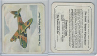 V407-1 Lowney, United Nations Battle Planes, 1940's, #35 Short Empire