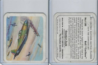 V407-3 Lowney, United Nations Battle Planes, 1940's, #100 Bell Caribou