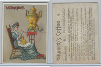 K122 Dilworth, Cards Of Months & Weeks, 1900, Wednesday