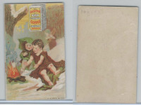 K Card, Enterprise Coffee, 1890's, Children, 1