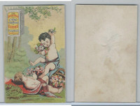 K Card, Enterprise Coffee, 1890's, Children, 5