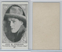 W585, Movie Stars, Blank Backed, 1921, #22 Jack Kerrigan