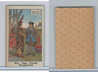 W Card, Mayfair Novelty, American History, 1919, 1682 W Penn, Pennsylvania