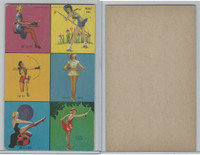 W424-2f Mutoscope, Yankee Doodle Girls, 1942, Six Images (5)