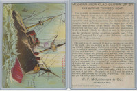 K64 McLaughlin Coffee, Peculiar War Ships, 1890, Modern Iron Clad