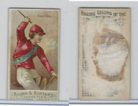 N22 Allen & Ginter, Racing Colors of the World, 1888, Dwyer Bros.