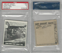 1966 Topps, Get Smart, #14 Something Fishy About This, PSA 5 EX