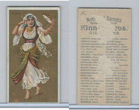 N225 Kinney, National Dances, 1889, Alme, Arabia