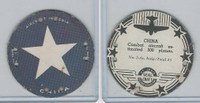 M30 St. Louis Globe, Seal Craft Disc, 1930's, Aircraft Ins., #2 China
