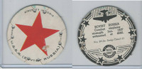 M30 St. Louis Globe, Seal Craft Disc, 1930's, Aircraft Ins., #10 Soviet Russia