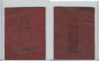 L21 American Tobacco Leather, College Pennants, 1912, Boston